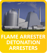 Flame Arrester - Detonation Arresters