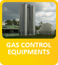 Gas Control Equipments