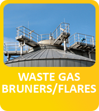 Waste Gas Bruners/Flares